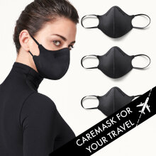 Wolford - 3-PACK Caremask Classic Sort