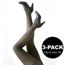 Festival - 3-PACK Emilie Wool Tights