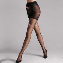 Wolford - Individual 10 Complete Support Svart