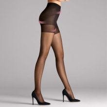 Wolford - Synergy 20 Push-up Tights Svart