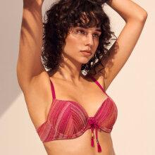 Marie Jo - Esmee Push Up Bikini Top Wild Rose